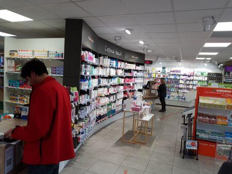 Pharmacie du Chateau,CHASSE SUR RHONE