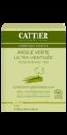 Cattier Argile Poudre ultra ventilée verte 250g à CHASSE SUR RHONE