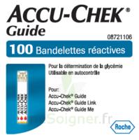 Accu-chek Guide Bandelettes 2 X 50 Bandelettes à CHASSE SUR RHONE