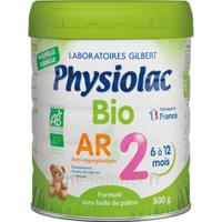 Physiolac BIO AR 2 à CHASSE SUR RHONE