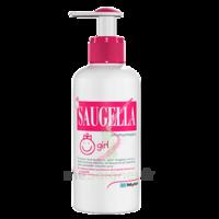 Saugella Girl Savon Liquide Hygiène Intime Fl Pompe/200ml à CHASSE SUR RHONE