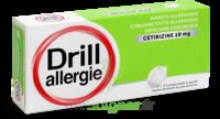 Drill 10 Mg Comprimés à Sucer Allergie Cétirizine Plq/7 à CHASSE SUR RHONE