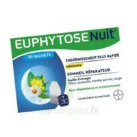 Euphytosenuit Tisane 20 Sachets à CHASSE SUR RHONE