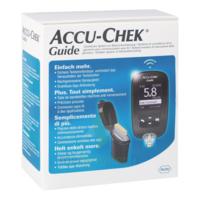 Accu-chek Guide Lecteur De Glycémie Mg/dl Set à CHASSE SUR RHONE