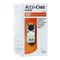 Accu-chek Mobile Cassettes B/2 X 50 à CHASSE SUR RHONE