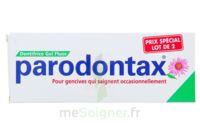 Parodontax Dentifrice Gel Fluor 75ml X2 à CHASSE SUR RHONE