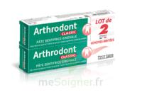 Pierre Fabre Oral Care Arthrodont Dentifrice Classic Lot De 2 75ml à CHASSE SUR RHONE