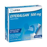 Efferalgan 500 mg Glé en sachet Sach/16 à CHASSE SUR RHONE