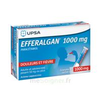 Efferalgan 1g Cappuccino Granules 8 Sachets à CHASSE SUR RHONE