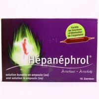HEPANEPHROL, solution buvable en ampoule à CHASSE SUR RHONE