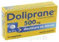 Doliprane 500 Mg Comprimés 2plq/8 (16) à CHASSE SUR RHONE