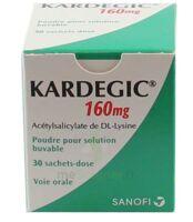 Kardegic 160 Mg, Poudre Pour Solution Buvable En Sachet à CHASSE SUR RHONE