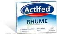 ACTIFED RHUME, comprimé à CHASSE SUR RHONE