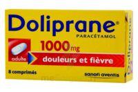 Doliprane 1000 Mg Comprimés Plq/8 à CHASSE SUR RHONE