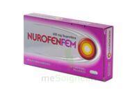 NUROFENFEM 400 mg, comprimé pelliculé à CHASSE SUR RHONE