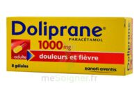 DOLIPRANE 1000 mg Gélules Plq/8 à CHASSE SUR RHONE