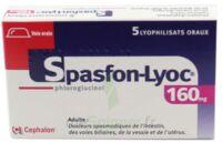 SPASFON LYOC 160 mg, lyophilisat oral à CHASSE SUR RHONE