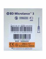 Bd Microlance 3, G25 5/8, 0,5 Mm X 16 Mm, Orange  à CHASSE SUR RHONE