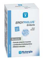 Ergyphilus Enfants Poudre défenses naturelles des enfants 14 Sachets/2g à CHASSE SUR RHONE