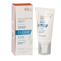 Ducray Melascreen Crème Riche Spf 50+ 40ml à CHASSE SUR RHONE