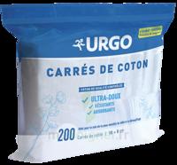 Urgo Carrés De Coton 8x10cm Non Stérile B/200 à CHASSE SUR RHONE