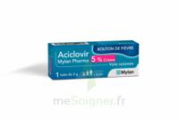 Aciclovir Mylan Pharma 5%, Crème à CHASSE SUR RHONE
