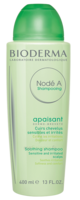 Node A Shampooing Crème Apaisant Cuir Chevelu Sensible Irrité Fl/400ml à CHASSE SUR RHONE
