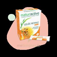 Naturactive Phytothérapie Fluides Gelée Royale Solution Buvable 20 Sticks/10ml à CHASSE SUR RHONE