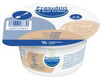 Fresubin 2kcal Creme Sans Lactose Nutriment PralinÉ 4pots/200g à CHASSE SUR RHONE
