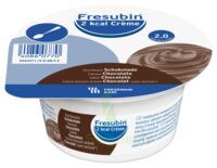 Fresubin 2kcal Crème Sans Lactose Nutriment Chocolat 4 Pots/200g à CHASSE SUR RHONE