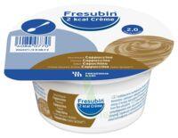 Fresubin 2kcal Crème sans lactose Nutriment cappuccino 4 Pots/200g à CHASSE SUR RHONE