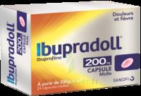 IBUPRADOLL 200 mg, capsule molle à CHASSE SUR RHONE