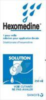Hexomedine 1 Pour Mille S Appl Loc Fl/250ml à CHASSE SUR RHONE