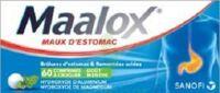 Maalox Hydroxyde D'aluminium/hydroxyde De Magnesium 400 Mg/400 Mg Cpr à Croquer Maux D'estomac Plq/60 à CHASSE SUR RHONE