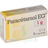 Paracetamol Eg 1 G, Comprimé à CHASSE SUR RHONE