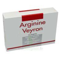 Arginine Veyron, Solution Buvable En Ampoule à CHASSE SUR RHONE