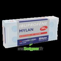 Ibuprofene Mylan 200 Mg, Comprimé Enrobé B/30 à CHASSE SUR RHONE