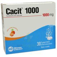 Cacit 1000 Mg, Comprimé Effervescent à CHASSE SUR RHONE