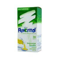 Fluvermal 2 % Susp Buv Fl/30ml à CHASSE SUR RHONE