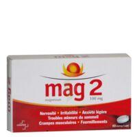 MAG 2 100 mg, comprimé  B/120 à CHASSE SUR RHONE
