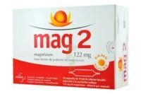 MAG 2 122 mg S buv en ampoule sans sucre édulcoré à la saccharine sodique 30Amp/10ml à CHASSE SUR RHONE