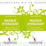 Secrets Des Fées Masque Hydratant Repulpant à CHASSE SUR RHONE