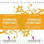 Secrets Des Fées Gommage Purifiant Peaux Sensibles à CHASSE SUR RHONE