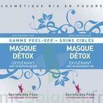 Secrets Des Fées Masque Détox Peel-off à CHASSE SUR RHONE