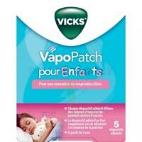 VICKS VAPOPATCH ENFANTS à CHASSE SUR RHONE