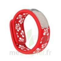 Bracelet Graffic J&t Hawai Rouge