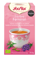 Yogi Tea Equilibre Feminin à CHASSE SUR RHONE