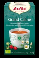 Yogi Tea Grand Calme à CHASSE SUR RHONE