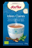 Yogi Tea Idees Claires à CHASSE SUR RHONE