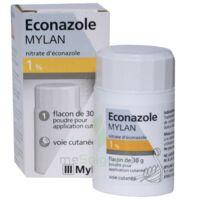 Econazole Mylan 1 % Pdr Appl Cut Fl/30g à CHASSE SUR RHONE